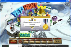 playing-yeti-hunt-slot